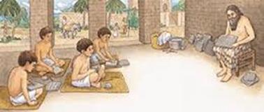 воспитание и школа в древнем иране