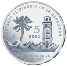 parte superior euro desnudo en San Cristóbal de La Laguna